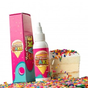 Ice Cream Cake Liquid von Vaper Treats