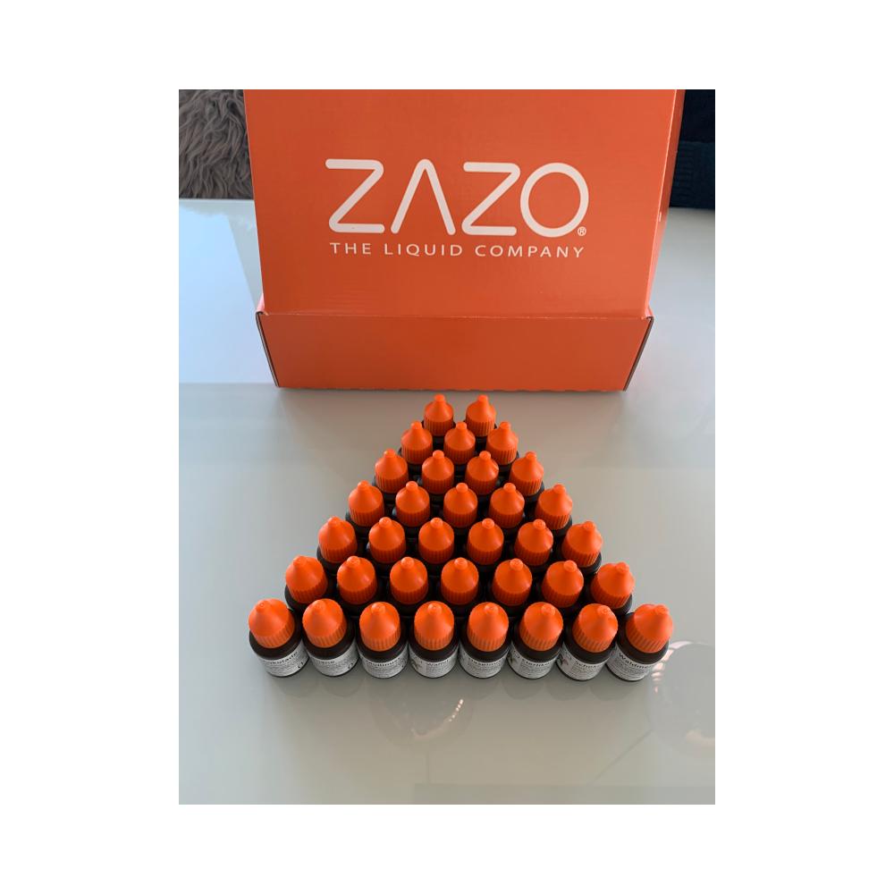 35x 20ml Liquids ohne Nikotin Package