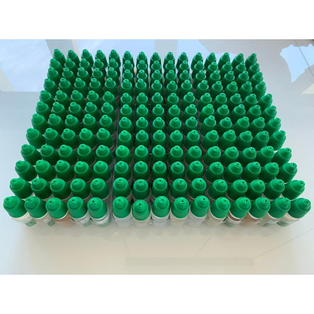 75x 10ml egreen Liquids ohne Nikotin Geschmäcker