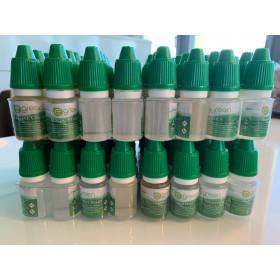 75x 10ml egreen Liquids ohne Nikotin Set