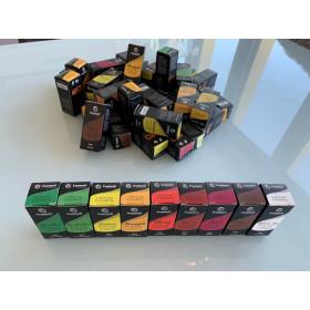 50x 10ml Liquids von Joyetech ohne Nikotin Set