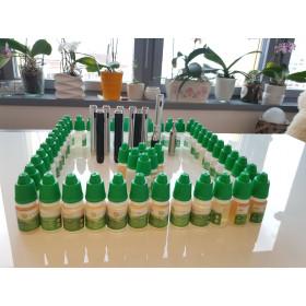 Komplett-Starterset mit Liquids 19