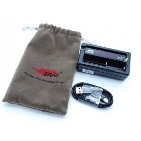 Xsmart Single Ladegerät 18350-18650 3,7 V von Efest