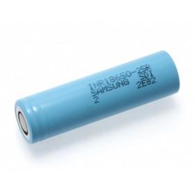 Samsung 25R INR 18650 flat top 2500mAh Batterie