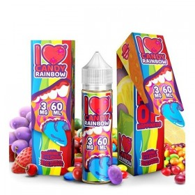 I Love Candy Rainbow US Premium Liquid 50 ml