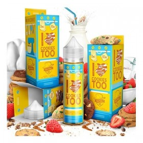 I Love Cookies Too US Premium Liquid 50 ml