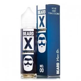 Beard Vape X Series No.00 US Premium Liquid 50 ml
