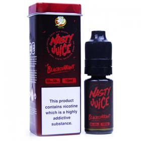 Blackcurrant von Nasty Juice
